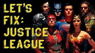 Let's Fix Justice League