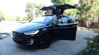 2019/2020 Tesla Model X Long Range (100D) - Full Take Review (4K)
