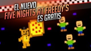 FIVE NIGHTS AT FREDDY'S 6: SORPRENDENTE Y... ¡GRATIS! ⭐️ Freddy Fazbear's Pizzeria Simulator