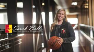 'Faculty Feature: Sarah Ball HHPR