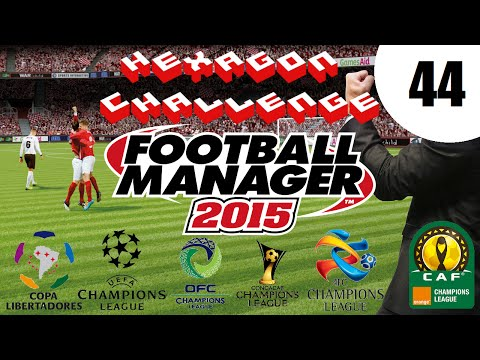 Pentagon/Hexagon Challenge - Ep. 44: AFC Champions League 2nd Round | Football Manager 2015