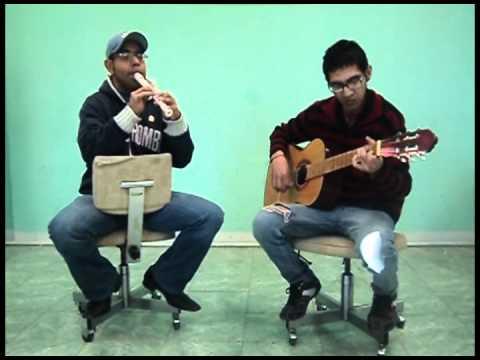 Musica Andina (Cover con Guitarra y Flauta Dulce/Neto y Tama)