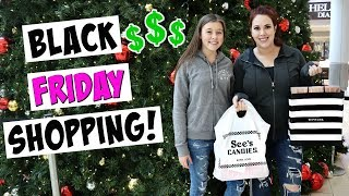 NO BUDGET BLACK FRIDAY SHOPPING!