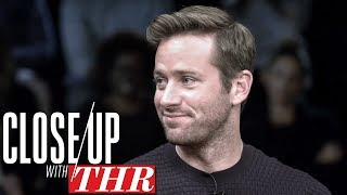 """Armie Hammer on 'Call Me By Your Name': """"Everything Just Felt so Safe On This"""" 