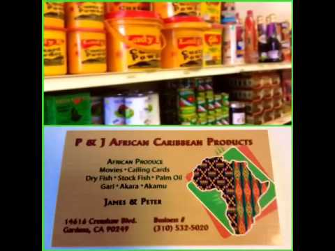 P&J African Caribbean Products