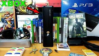 XBOX 360 SLIM!!! Gamestop Dumpster Dive Finds (Week 48)