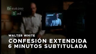 La Confesión de Walter White | Breaking Sad