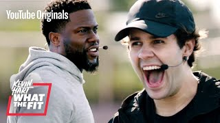 Community Cardio with David Dobrik and Kevin Hart