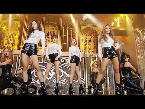 《Comeback Special》 BROWN EYED GIRLS(브라운아이드걸스) - 신세계(Brave New World) @인기가요 Inkigayo 20151108