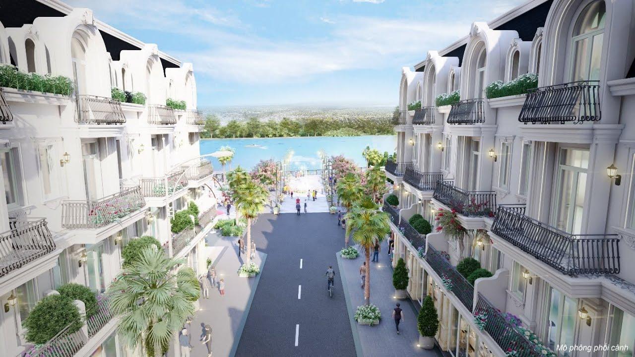 Khu dân cư TPS 52 Nguyễn Xiển, Q9, chính thức có giá từng vị trí đẹp, ven sông Tắc, LH 0908665005 video