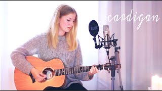 cardigan - Taylor Swift (cover by Cillan Andersson)
