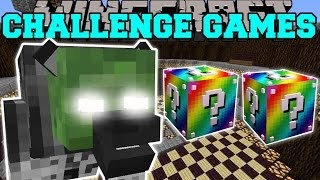 Minecraft     : WEREGHAVIL CHALLENGE GAMES