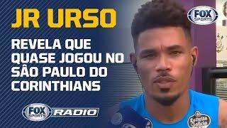 Junior Urso admite que recebeu ligação de rival antes de acertar com o Corinthians