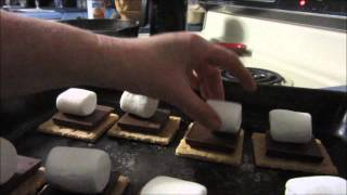 Smores in the oven you can still enjoy this Campfire Favorite