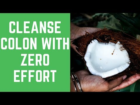 Looking For Zero Effort Colon Cleanse from Home?