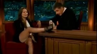 Late Night Talk Show Interview Goes Wrong