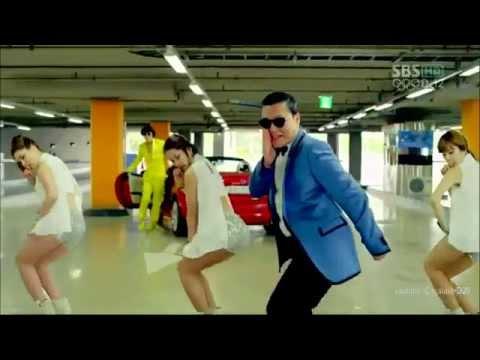 Baixar Gangnam style