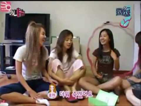 SNSD Yulsic 율싴 Royal Moment #11 - Seobang My Pillow