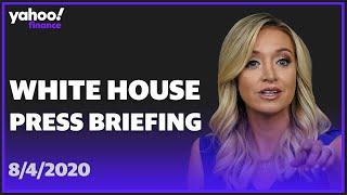White House Press Secretary Kayleigh McEnany briefs reporters
