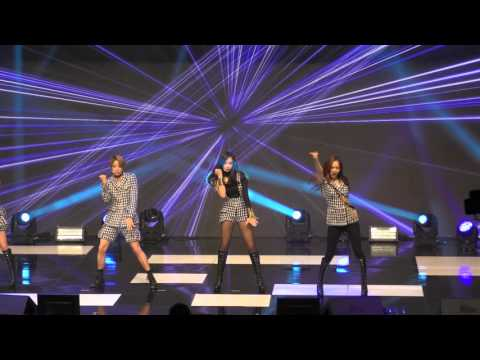 150930 f(x) _ Electric Shock /Tencent Kpop Live/에프엑스