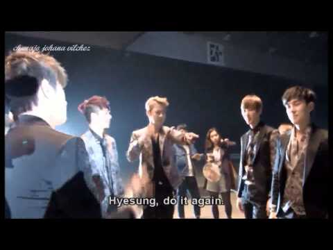 [Eng sub] Shinhwa 15th Story Book - part 1