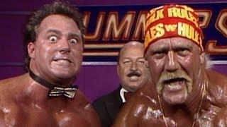 Hulk Hogan Being Brought In For WrestleMania 35