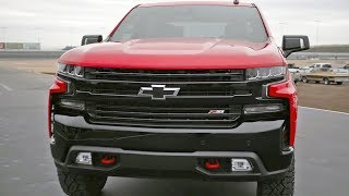 2019 Chevrolet Silverado – Ready to fight Ford F-Series