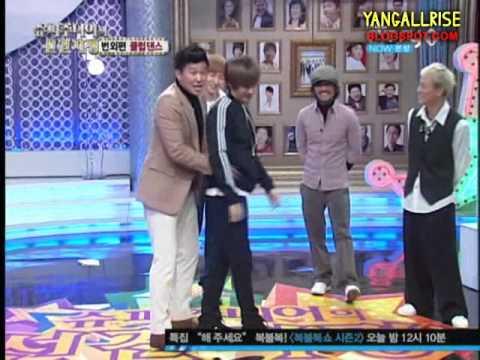 110119 Eunhyuk's Club Dance