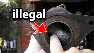This Illegal Mod Will Make Your Car Run Better