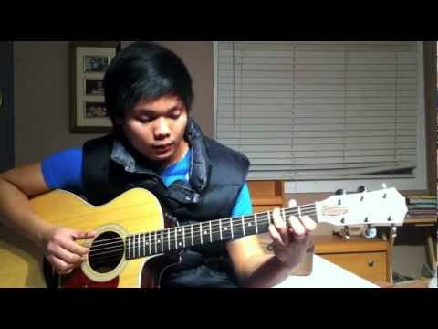 Elliott Yamin - Wait For You - Acoustic Fingerstyle Guitar Cover
