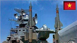 Tàu chiến Việt Nam sức mạnh khủng khiếp được nâng cấp ra sao?