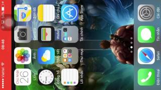 Cách khóa ứng dụng trên iphone hay iPad