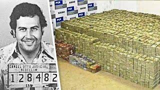 How RICH Was Pablo Escobar?