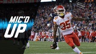 Kansas City Chiefs Mic'd Up vs. Patriots During Upset Win   NFL Films   Found FX