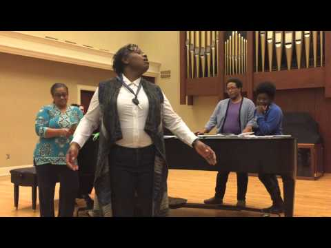 Hear My Prayer - Cover by Callie Day: Berea College Festival of Spirituals