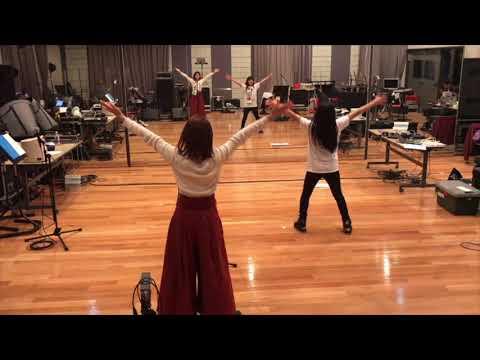 """miwa 39 live tour """"yaneura-no-neko 2017""""ダンス振付動画《ネタばれ注意》"""