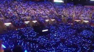 五月天香港演唱會2013 - 笑忘歌 (尾場 全場大合唱) YouTube 影片
