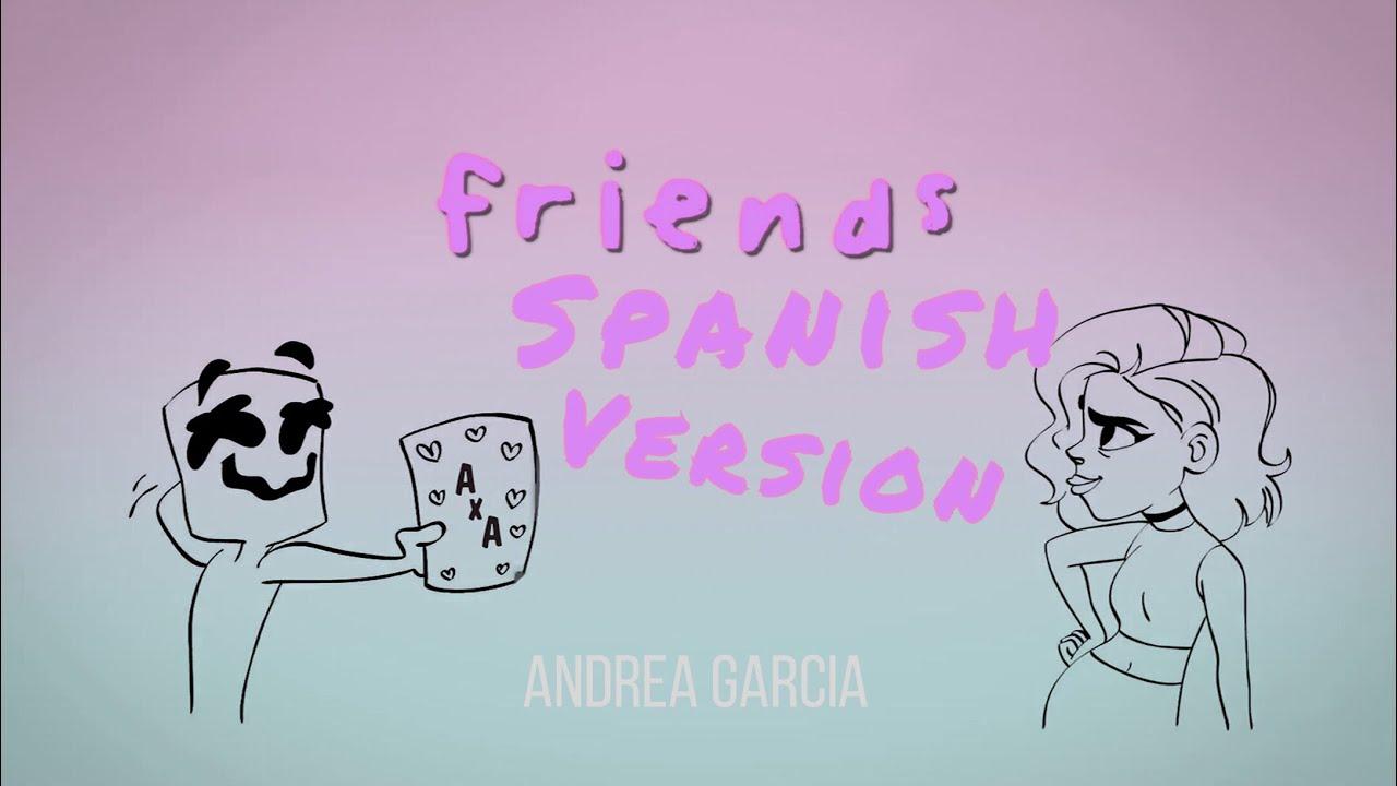 Como se dice we can be friends en español