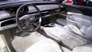 Audi Prologue Concept LA Auto
