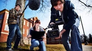 Film and Media Production at Humber