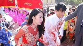 Đám cưới ca sĩ Thủy Tiên| Lễ Hằng Thuận tại Chùa Vĩnh Phước Kiên Giang