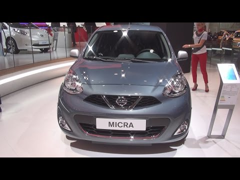 Nissan Micra N-TEC 1.2 DiG-S 72 kW (2016) Exterior and Interior in 3D