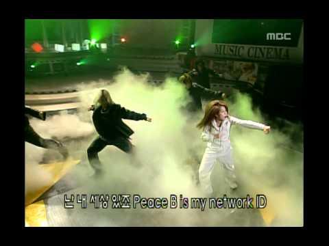 BOA - ID:peace B, 보아 - 아이디 피스 비, Music Camp 20001014
