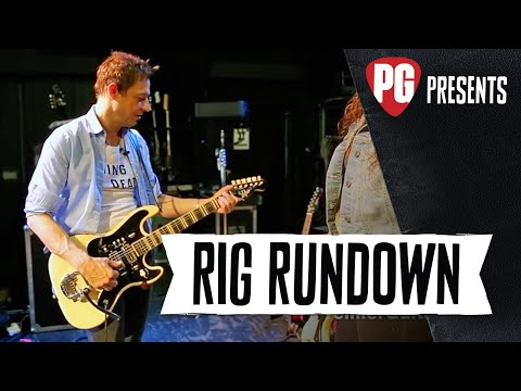 Rig Rundown - The Kills' Jamie Hince & Alison Mosshart