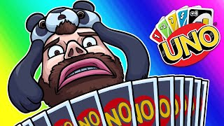 Uno Funny Moments - What Have You Done?!!