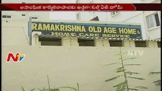 Old age home turns out to be prostitute den; LBnagar..