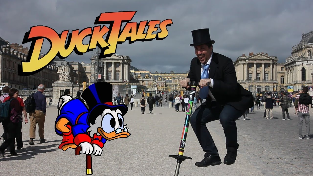 Capcom annonce la sortie de Ducktales Remastered