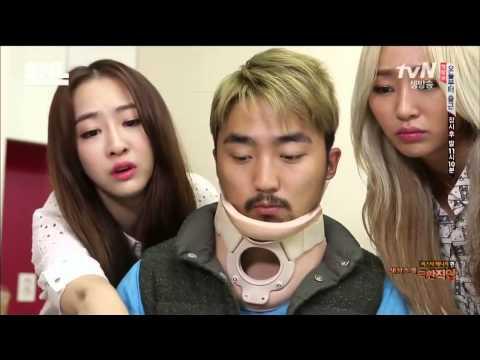 씨스타 - 새삼스레 극한직업 씨스타 매니저편  @ SNL Korea  (140920 SNL 코리아)