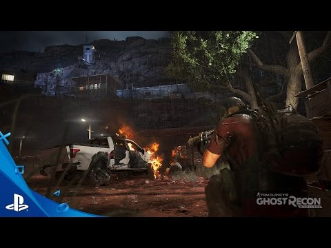 Tom Clancy's Ghost Recon Wildlands Video Screenshot 2