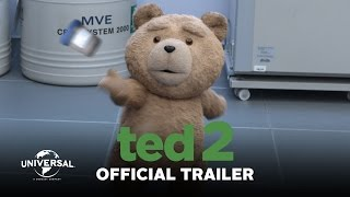 Ted 2 - Official Trailer (HD) HD